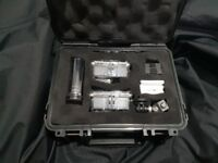Sony HDR-as30 action camera kit