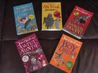 David Williams books x3 remaining