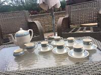 Crown Ducal AGR 'fair oak' tea set £30