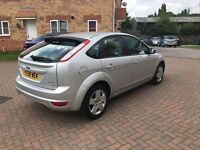 FORD FOCUS 1.6, FULL SERVICE HISTORY, LOW MILEAGE, LONG MOT, HPI CLEAR