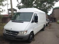 2006 Dodge Sprinter Van 3500 High Roof