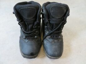 Walking boots size 2