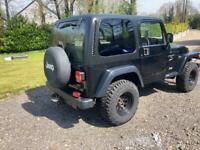 Jeep Wrangler 4.0L sport TJ