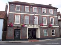Chef/Cook. Bear Hotel Havant. Looking for a strong 2nd with a view to becoming KM in New Year