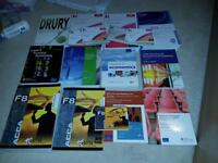 Various accounting textbooks