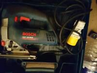 Jigsaw Bosch 110v + 110v Transformer