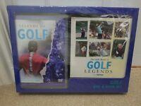 Legends Of Golf Book & DVD Set