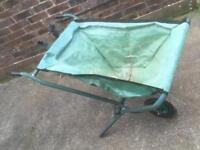 Folding Wheelbarrow