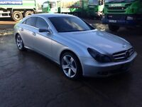 Mercedes cls 320cdi facelift