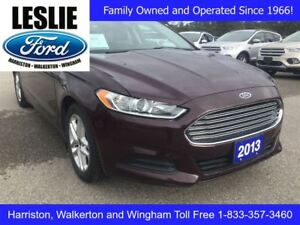 2013 Ford Fusion SE | Heated Front Seats | Navigation