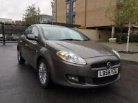 FIAT BRAVO DIESEL AUTOMATIC ** HPI CLEAR ** 6 MONTHS WARRANTY
