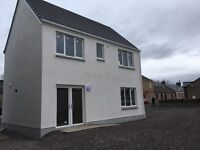Brand new 3 bedroom house to rent in Stonehouse