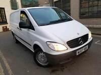 Mercedes-Benz Vito 2.1 115CDI Dualiner Panel Van 5DR 2007 CALL 07479320160