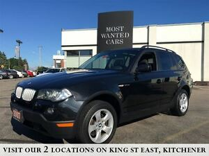 2007 BMW X3 3.0si | SUNROOF |