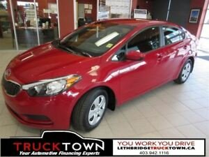 2016 Kia Forte BLUETOOTH-LOW KMS