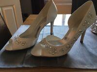 Monsoon Ivory Bridal Shoes