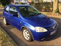 VAUXHALL CORSA 1.0 BREEZE EXCELLENT FOR NEW DRIVERS
