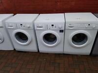 Bosch washing machines-high spec 7kg £125-fully reconditioned,6 months warranty,1 years pat test