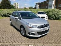 2011 Citroen C4 1.6 HDI VTR+, only 40000 miles, Service history, BARGAIN LOW PRICE