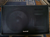 "Wedge Monitor, 15"" speaker, good working condition"