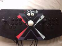 X-Arcade Dual Joystick Controller Arcade Pad