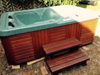 Hot tub Bilbao Aegean 3 person
