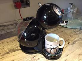 NESCAFE Dolce Gusto Melody 3 coffee machine by Delonghi.