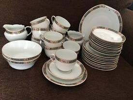 Tea sets cups and saucers