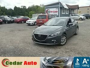 2014 Mazda MAZDA3 GS-SKY Moonroof