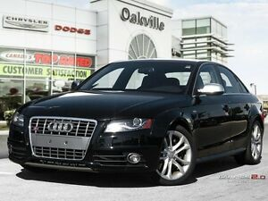 2012 Audi S4 3.0 | AWD | 6 SPEED | SUNROOF | HEATED LEATHER |