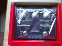 New Vox Stomplab IG Guitar Effects Unit