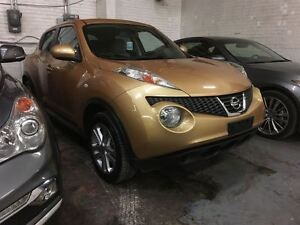 2013 Nissan Juke *Really Clean with no Accidents*