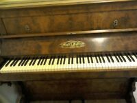 Moore and Moore London upright Piano