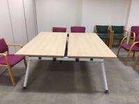 Herman Miller Office Desk, 200 desks available.