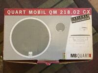 MB Quart QM 218.02 CX component speakers