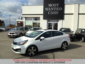 2013 Kia Rio SX | LEATHER | HEATED WHEEL | CAMERA