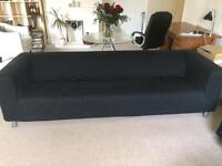 Ikea 4 seats sofa