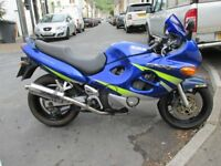 suzuki bsx600f great bike