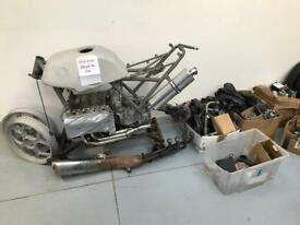 BMW K100 project motorcycle