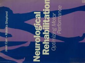 Brain injury books