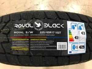 Winter 225/65R17 Set of Four Brand New for $340.00!!