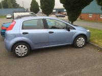Fiat Punto Grande Blue