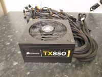 ★Corsair TX850 — 850 Watt High Performance Power Supply★