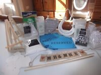 Wedding Stuff A Few Bits and Bobs for the Big Day !!!