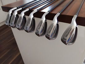 BENROSS VX Combo O/S Irons ....5 to sw .