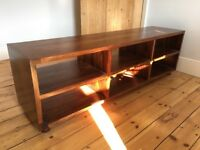 John Lewis Stoway Long TV stand - mint condition