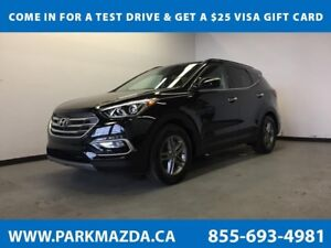 2018 Hyundai Santa Fe Sport AWD - Bluetooth, Backup Cam, Heated