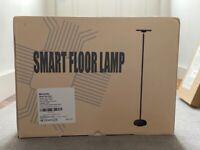 Uplighter Floor Lamp RGBW WiFi LED - Red Green Blue Purple White