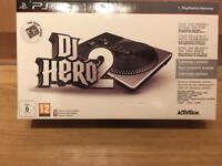 PlayStation 3 Dj hero 2