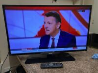 PHILIPS 32 INCH FREEVIEW TV, 6 MONTHS WARRANTY AND FREE DELIVERY